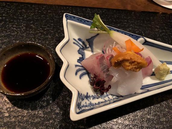 Dinner at Hoshinoya Resort (3)