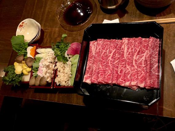 Dinner at Hoshinoya Resort (4)