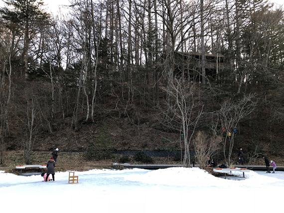 Ice Skating at Hoshino (4)