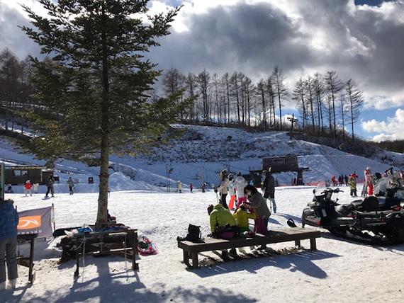 Skiing at Karuizawa (6)