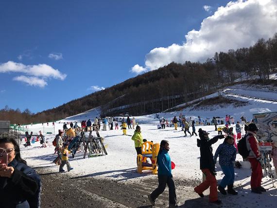 Skiing at Karuizawa (7)