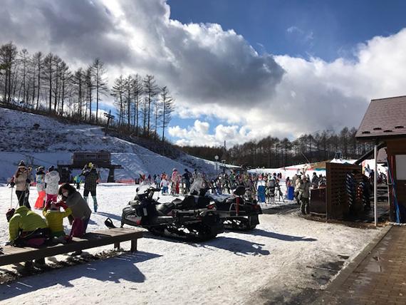 Skiing at Karuizawa (8)