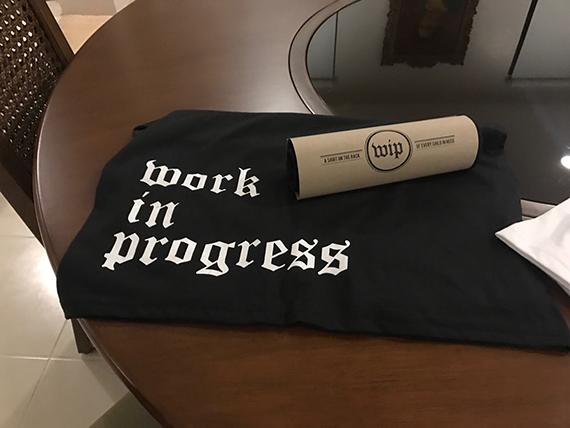 Work in Progress (12)
