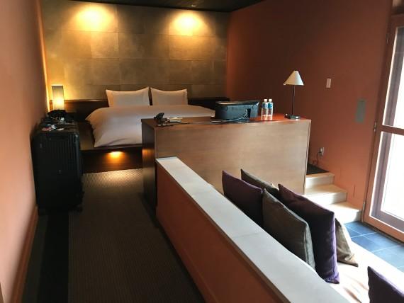 hoshinoya resort karuizawa RIVER ROOM