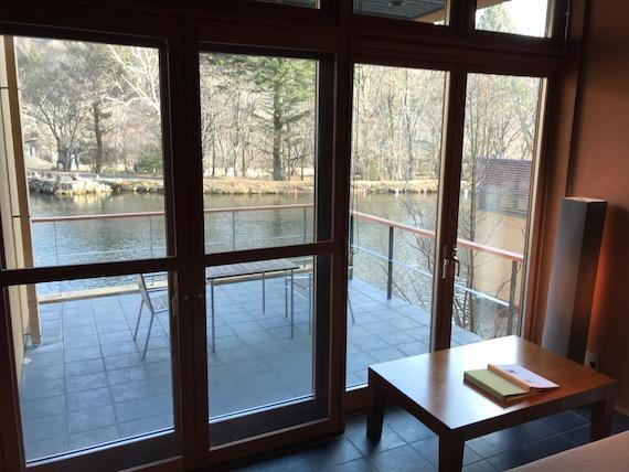 hoshinoya resort karuizawa river view room
