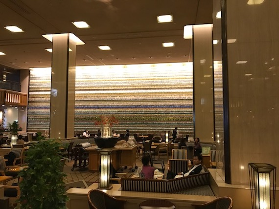 imperial hotel tokyo lobby 2